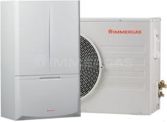 Тепловий насос Immergas Magis Combo 5