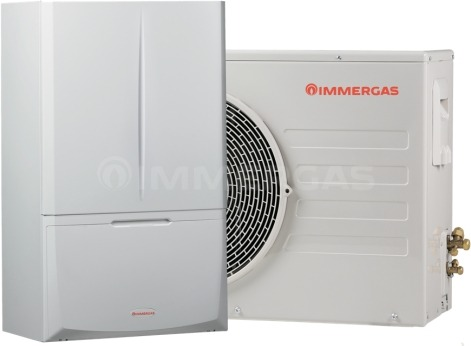 Тепловий насос Immergas Magis Combo 8