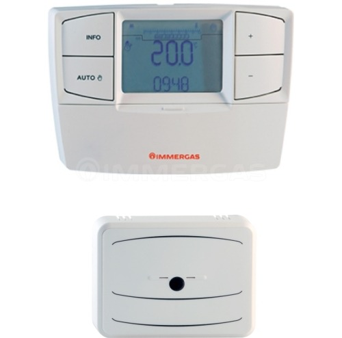 Пульт дистанційного керування бездротовий Immergas CAR V2 Wireless 3.021623