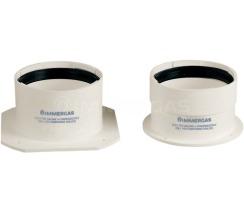 Комплект прямых фланцев для конденсационных котлов Immergas ø80 мм 3.012087